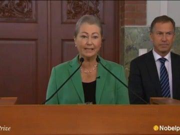 Frame 9.507765 de: El presidente de Colombia, Juan Manuel Santos, Premio Nobel de la Paz 2016