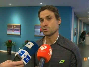 "Frame 15.92997 de: Ferrer: ""El partido anterior lo he pagado físicamente"""