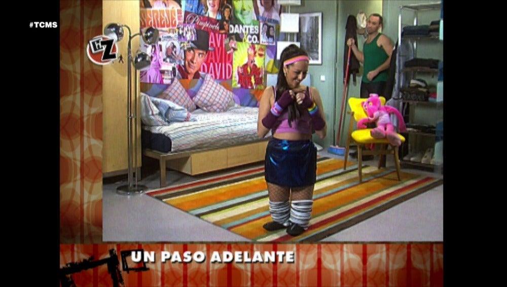 Yolanda Ramos imita a Beatriz Luengo
