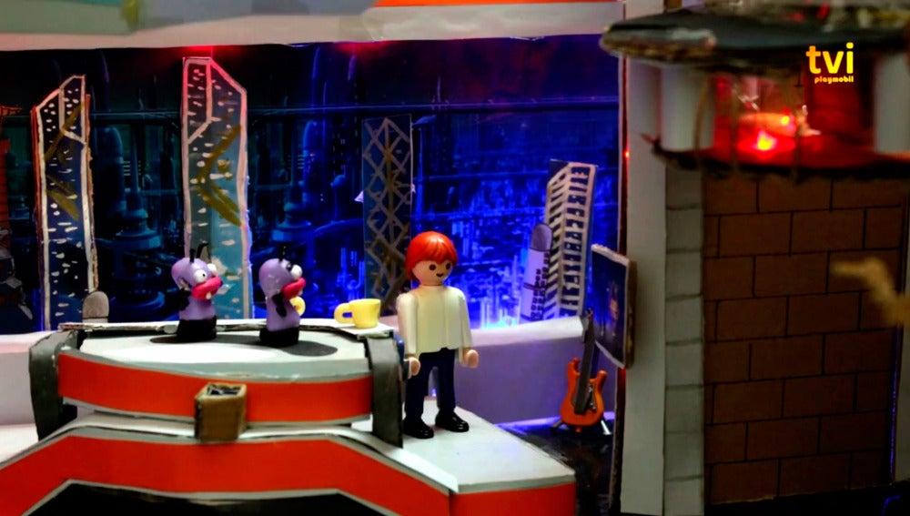 Las increíbles reproducciones de 'El Hormiguero 3.0' en muñecos de Playmobil
