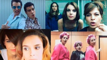 Las 'Amarladies' arrasan en las redes sociales