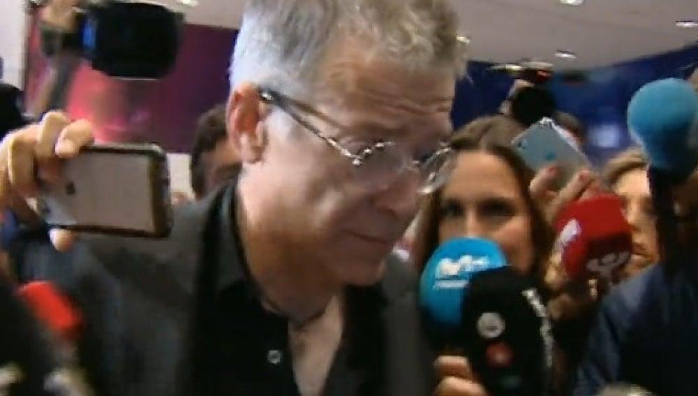 Joan Piqué, padre de Gerard Piqué