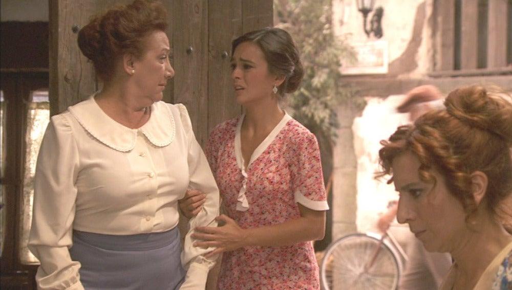 Dolores averigüa algo sobre la fallecida Mariana
