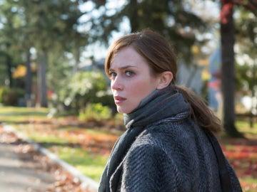 Emily Blunt en 'La chica del tren'