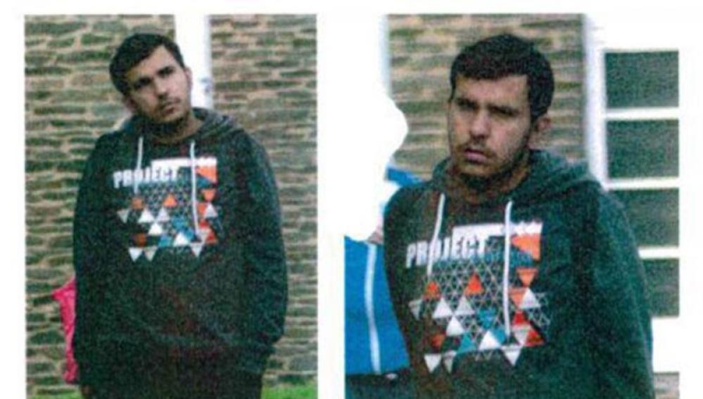 Jaber Albakr, el presunto terrorista detenido en Alemania