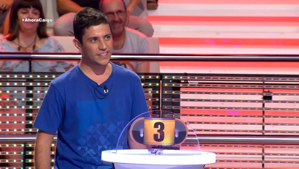 Frame 2.07079 de: Raphael se cuela en 'Ahora Caigo'