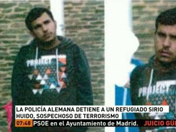 La Policía alemana detiene al presunto terrorista que se escapó este sábado