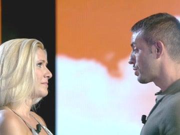 Julio se sincera con Gema, no hay sitio para ella en su corazón