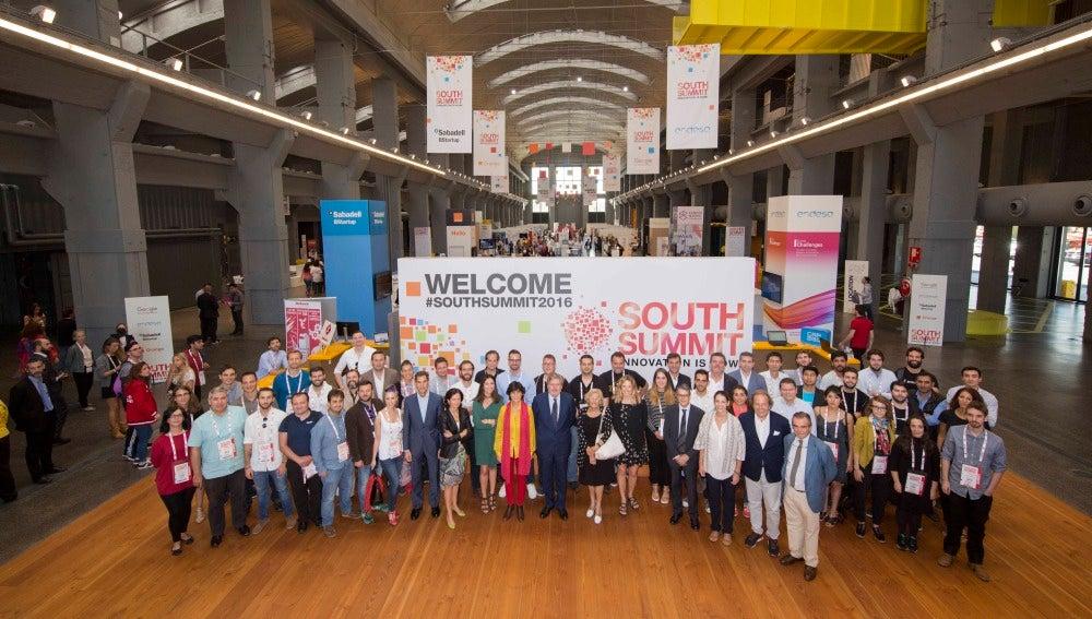 Finalistas South Summit 2016