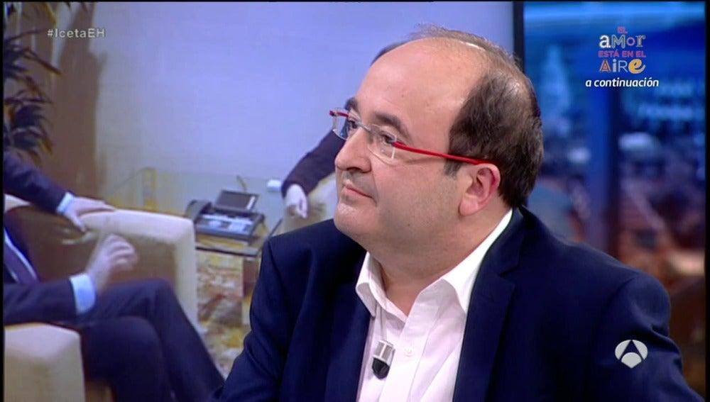 """Frame 0.0 de: Miquel Iceta, sobre su homosexualidad: """"Cuando lo hice público fue un bombazo, incluso para mi familia"""""""