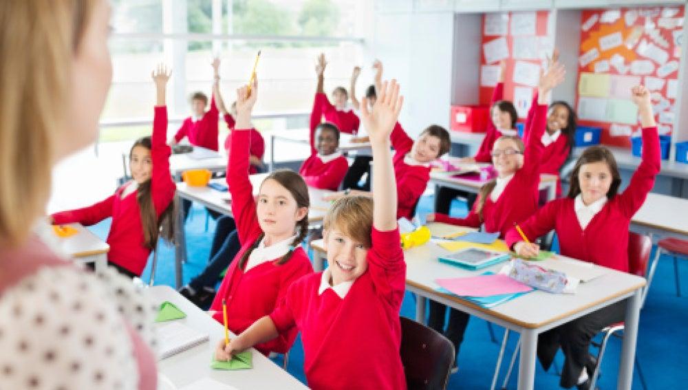 Las escuelas inglesas registran la nacionalidad de sus alumnos para elaborar el censo escolar