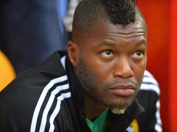 El exfutbolista Djibril Cissé