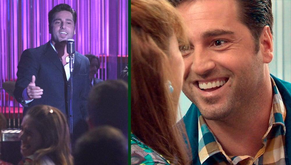 David Benavente sueña con ser un cantante de éxitos