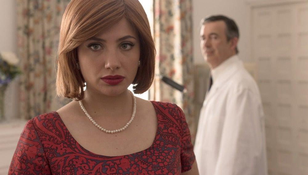 Patricia no puede creérselo, está embarazada de Enrique