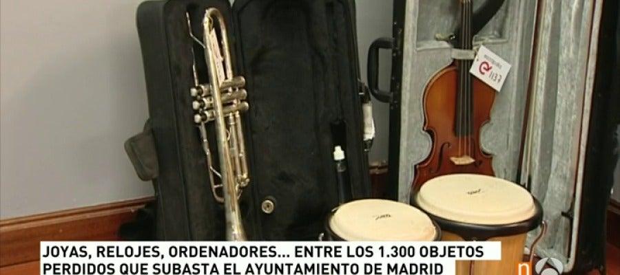 Antena 3 tv madrid subasta objetos perdidos como for Oficina objetos perdidos barcelona
