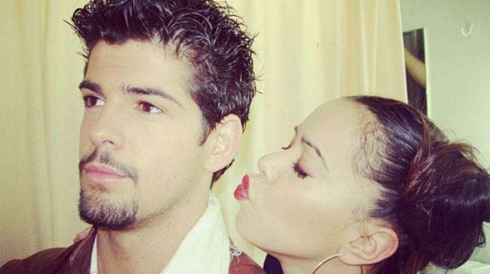 Beatriz Luengo y Miguel Àngel Muñoz comparten una bonita amistad