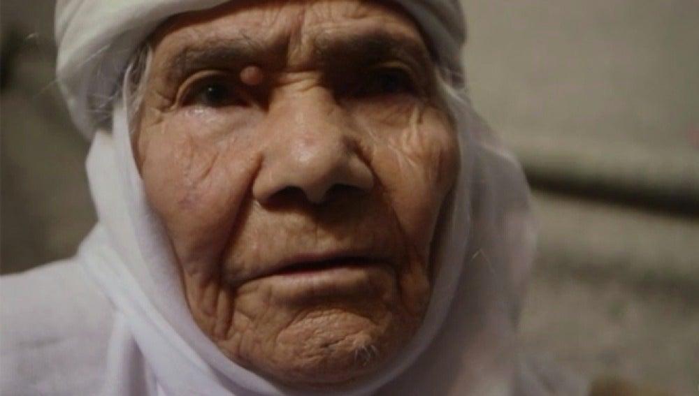Eida Karmi, la mujer refugiada más vieja del mundo