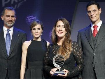 Entrega del Premio Planeta 2016