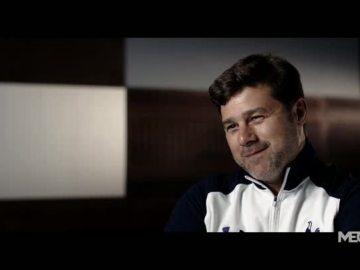 Mauricio Pochettino, técnico del Tottenham