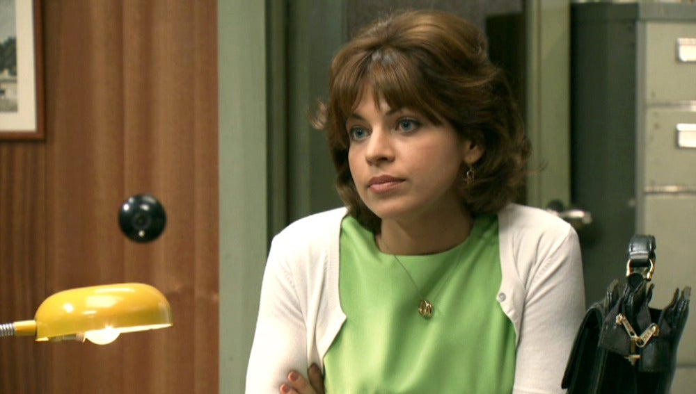 Nuria se enfrenta a Jaime a causa de su infidelidad
