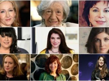 Nueve escritoras influyentes