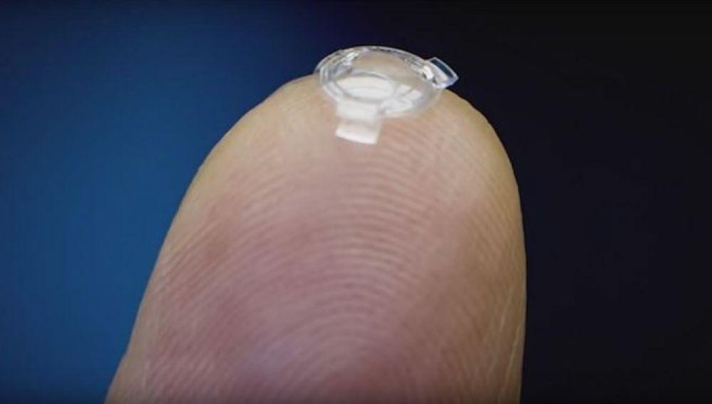 Imagen de las lentillas biónicas