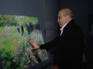 Frame 69.651633 de: Recorremos la retrospectiva de Renoir en el Thyssen con un invidente