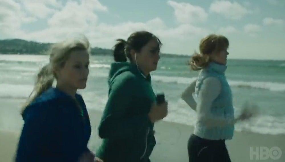 Frame 9.315401 de: Nicole Kidman, Reese Witherspoon y Shailene Woodley protagonizan 'Big Little Lies'