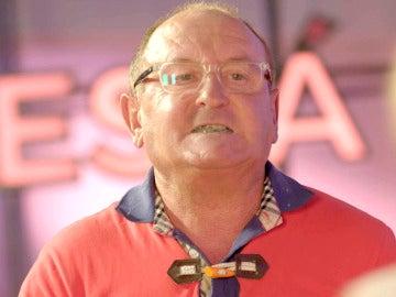 José Luis, un hombre que no se corta ni con cristales