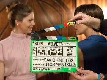 Manuela Velasco y Paula Echevarría, enfrentadas en la ficción