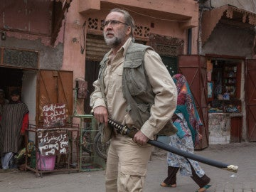 Nicolas Cage en 'Army of one'