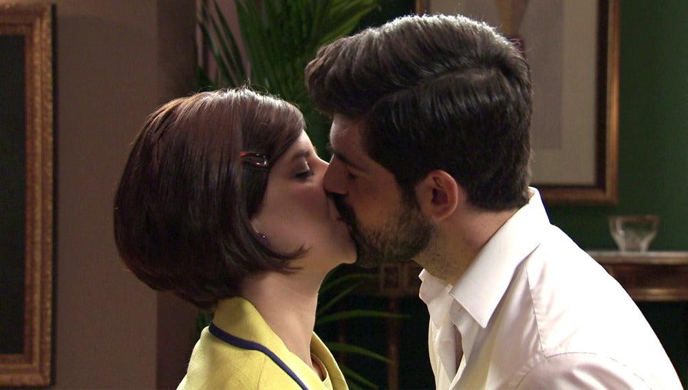 Alonso y Marta protagonizan una tierna reconciliación