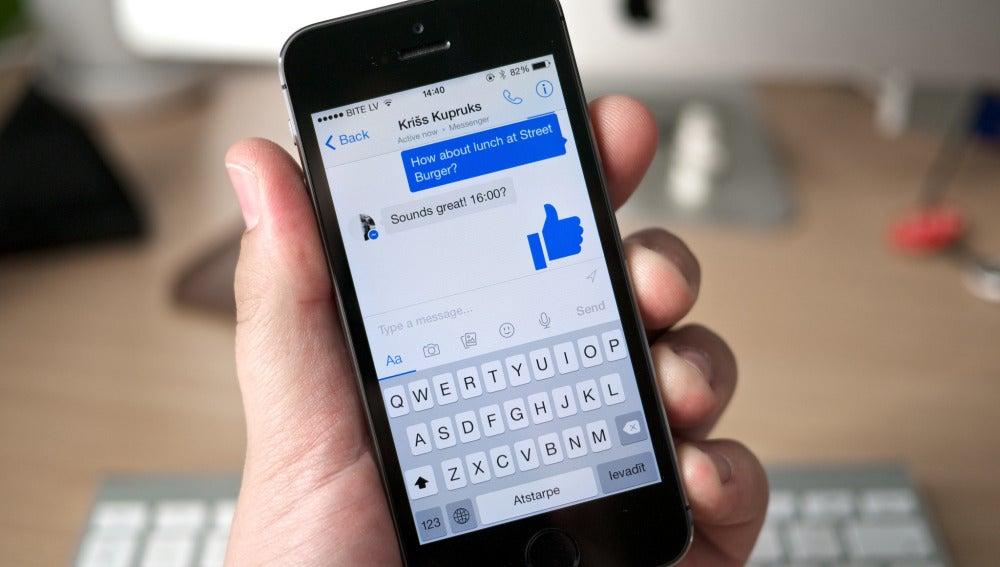 Gobierno de EU busca ayuda de Facebook para revisar conversaciones