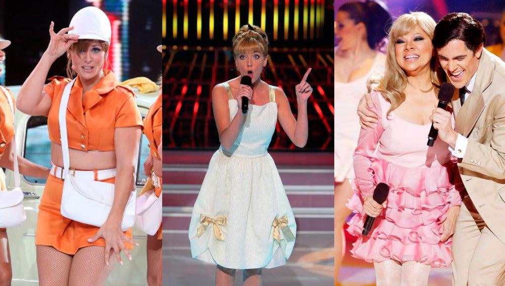 Imitaciones de Marisol en 'Tu cara me suena'