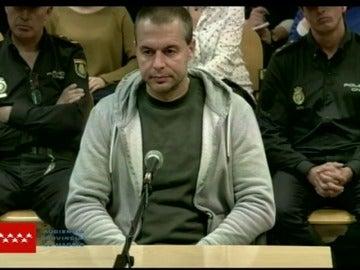 """Frame 49.584849 de: EE presunto pederasta de Ciudad Lineal: """"No voy a declarar señoría"""""""