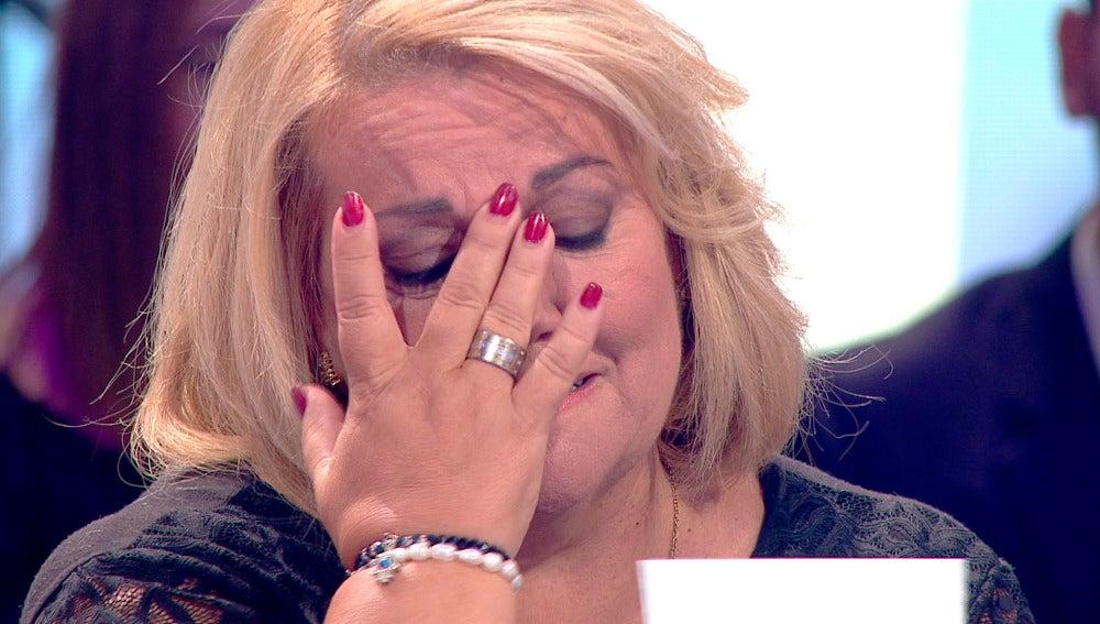 Norma Duval escribe una carta para sorprender a Ángeles