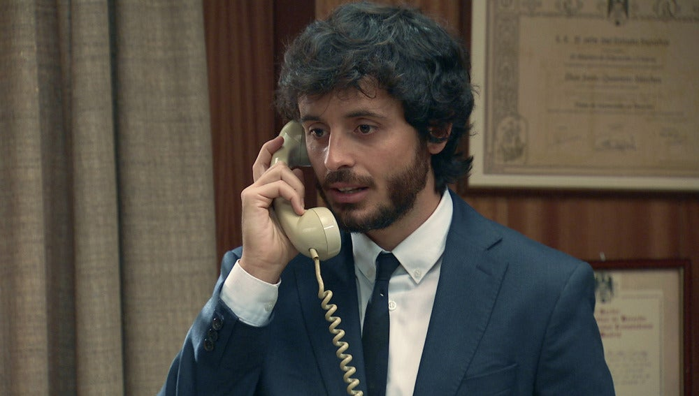 "Jaime: ""No voy a poder viajar, me han denegado el pasaporte"""