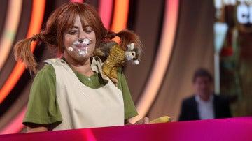 Yolanda Ramos como Pippi Calzaslargas