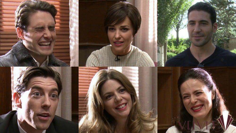 ¿Cuánto saben los protagonistas de 'Velvet' sobre su serie?