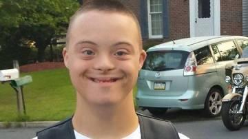 Sean Maehrer posa sonriente