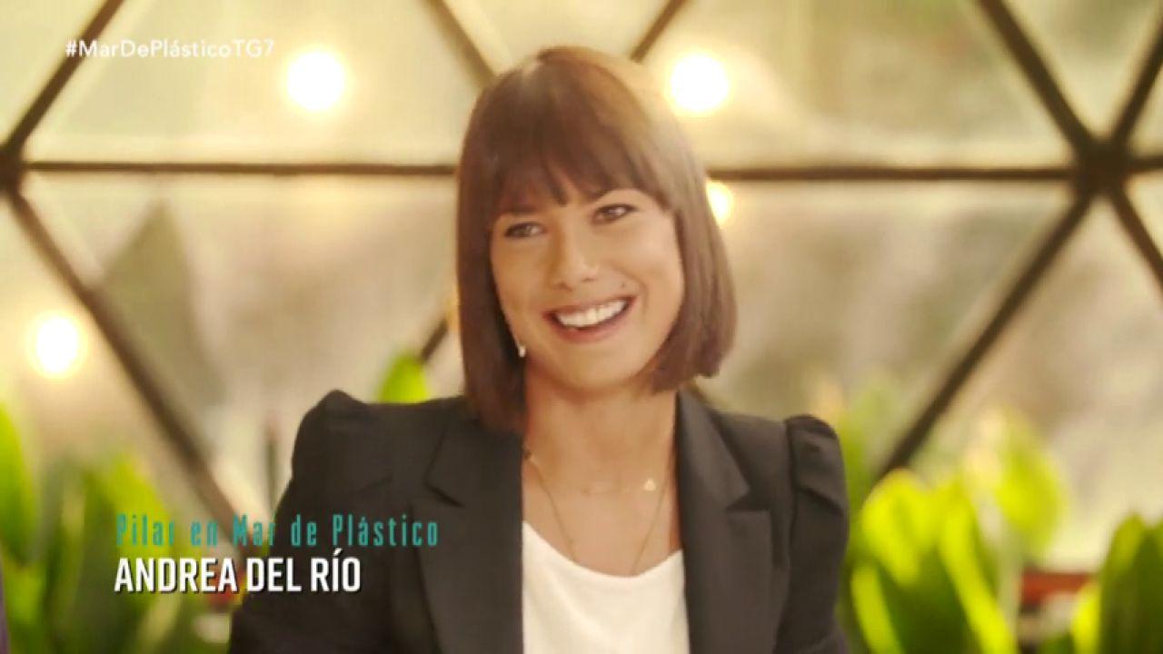 Andrea Del Río Con Las Secuencias De Sexo Lo Paso Un Poco Mal