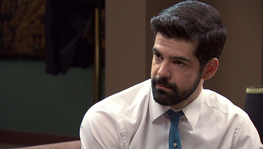 """El lado más oscuro de Alonso: """"Te equivocas Marta, crees que lo sabes todo y no es así"""""""