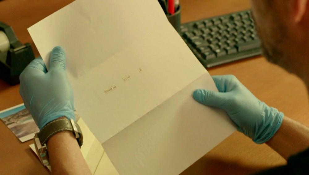 El asesino del martillo envía una carta a Fernando confesando su siguiente víctima
