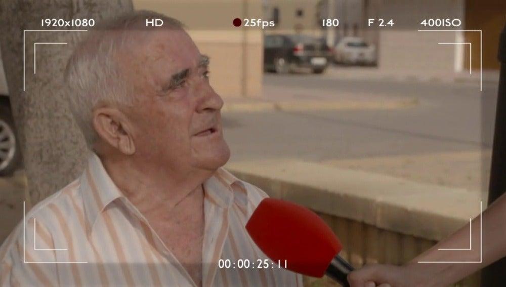 Frame 47.941805 de: Los vecinos de Campoamargo, muy preocupados por su seguridad
