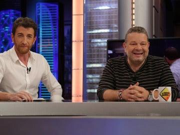 """Alberto Chicote, sobre 'Pesadilla en la cocina': """"He estado a punto de llevarme un guantazo un par de veces"""""""
