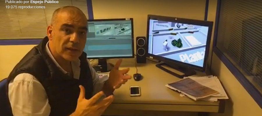 Antena 3 tv nacho abad reconstruye en facebook live c mo for Ver espejo publico hoy