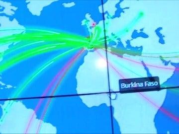 Frame 48.488536 de: El ciberataque masivo del fin de semana utilizó electrodomésticos de todo el mundo