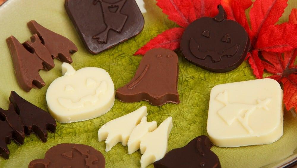 Chocolate de Halloween