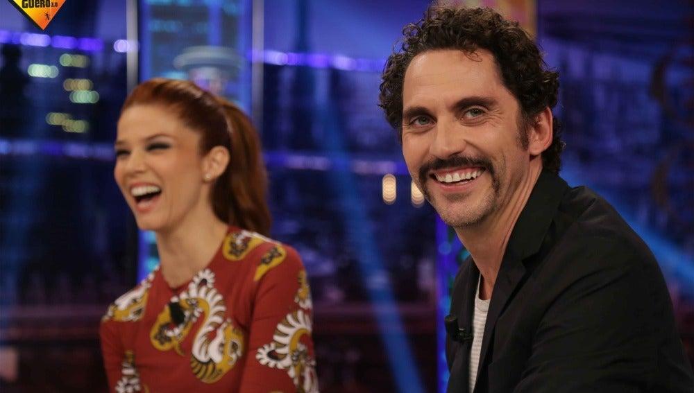 """Paco León nos describe a la novia belga de su tío: """"Con unas piernas como San Carajo, lo mismo arriba que por abajo"""""""