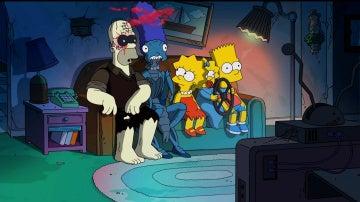 Especial Halloween de 'Los Simpson'